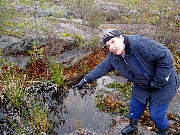 Paikalliset asukkaat ja luonnonsuojelujärjestöt ovat tehneet Kaapelinkulman kaivoshankkeesta tutkintapyyntöjä, muistutuksia ja valituksia aina poliisista korkeimpaan hallinto-oikeuteen asti. valkeakoskelainen Ritva Taskinen sanoo.