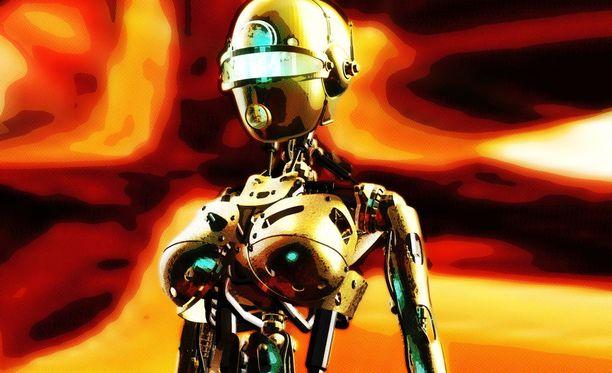 Seksirobotit ovat usein naisen näköisiä laitteita.