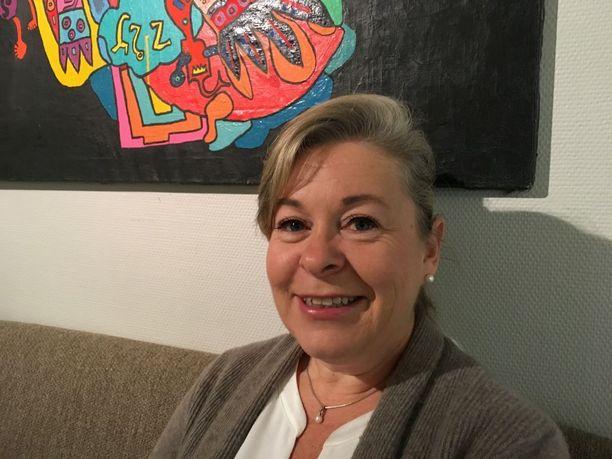 On tärkeää, että kipupotilas kokee, että hän todella on tullut kuulluksi, erikoishammaslääkäri Marina Kuhlefelt sanoo.