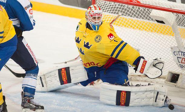 Henrik Karlsson ei ollut ohitettavissa.