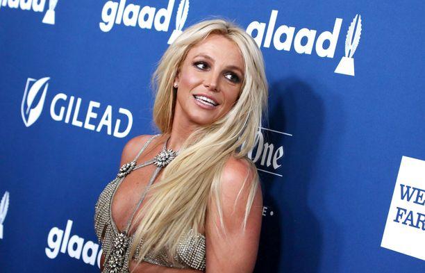 Britney Spears Britney Spears on kertonut sairastavansa kaksisuuntaista mielialahäiriötä, joka pysyy lääkkeiden avulla kurissa.