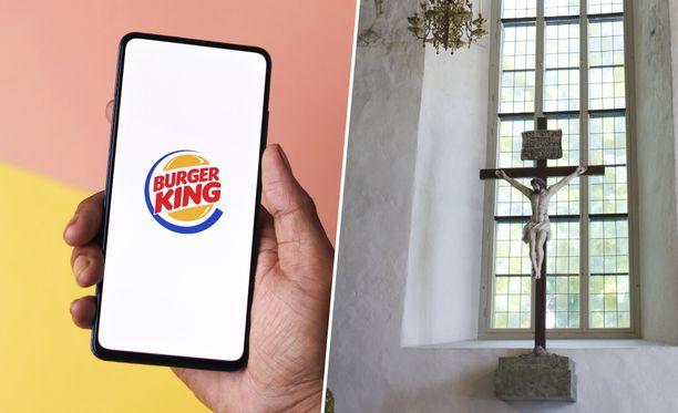 Puhelimia maksusoittoja varten lainailtiin muun muassa Burger Kingistä ja kirkosta. Kuvituskuva.