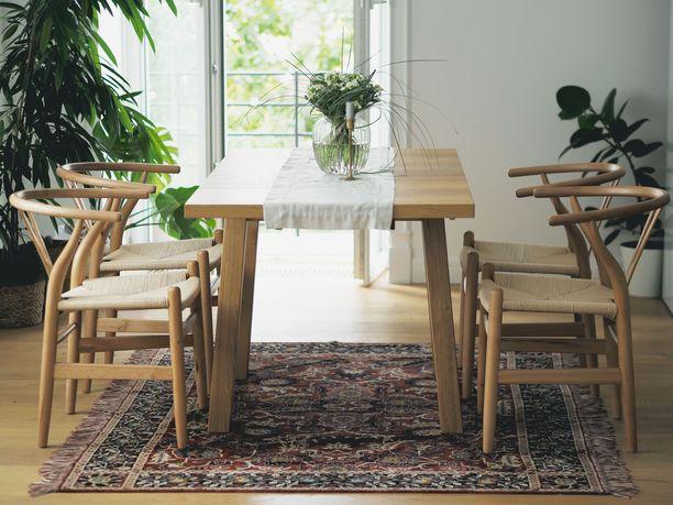 Itämainen matto kaunistaa kotia. Ajattele sen hankintaa pitkäaikaisena ratkaisuna.
