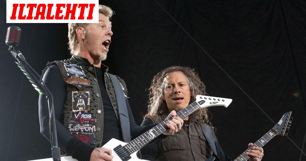 Metallica Kappaleet