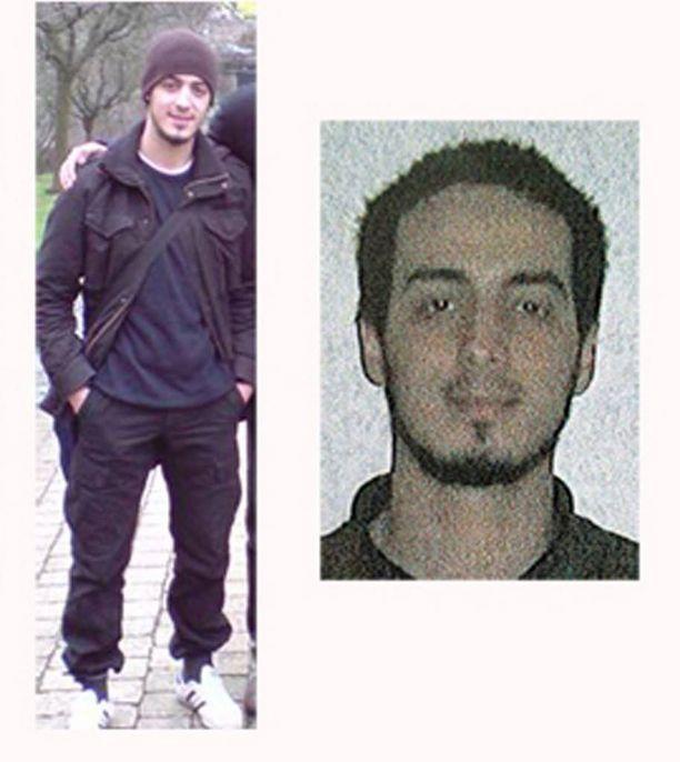 24-vuotias Najim Laachraou räjäytti itsensä Brysselin lentokentällä tiistaina.