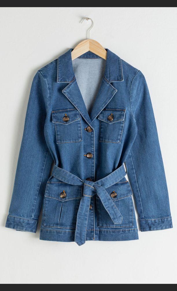 Farkkutakki on kesän paras takki: näin stailaat sen