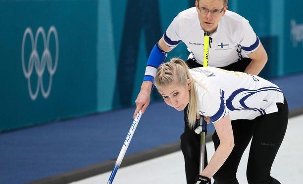 Suomi on parikilpailussa yhä ilman voittoa.