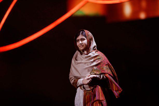 Malala Yousafzai on kaikkien aikojen nuorin Nobelin rauhanpalkinnon voittaja.