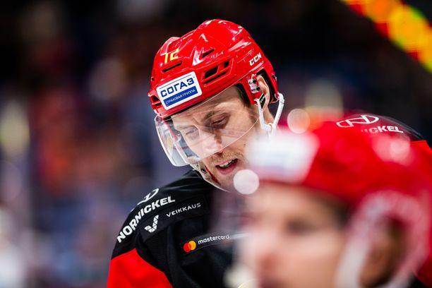 Marko Anttilan jäähy tuli kalliiksi Jokereille.
