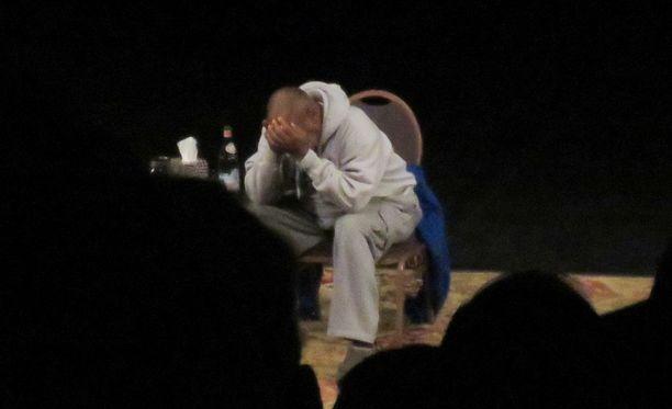 Bill Cosby jatkoi show'taan Coloradossa tammikuussa hyväksikäyttösyytteistä huolimatta.