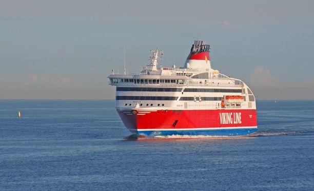 Laivalla oli 600 matkustajaa, jotka olivat matkalla Turkuun.