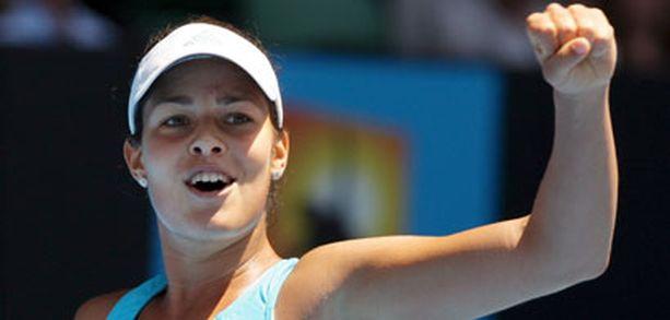 Ana Ivanovic kukisti Venus Williamsin.