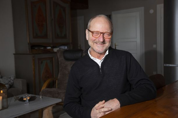 Tommy Hellsten on toiminut terapeuttina jo 40 vuotta.