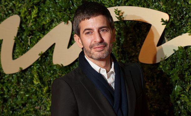 Marc Jacobsilla on hänen omaa nimeään kantava muotimerkki.
