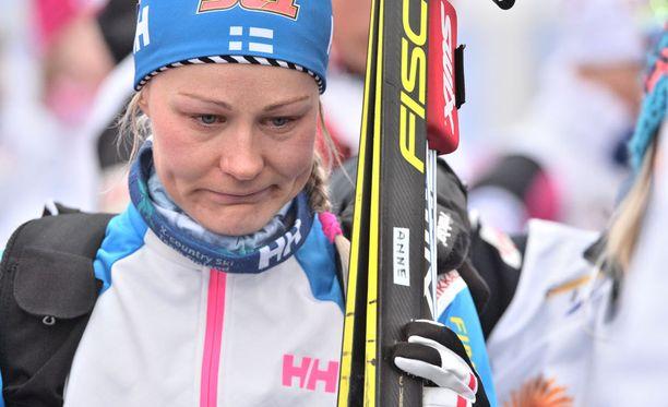 Anne Kyllösen MM-kisat ovat olleet pettymys.