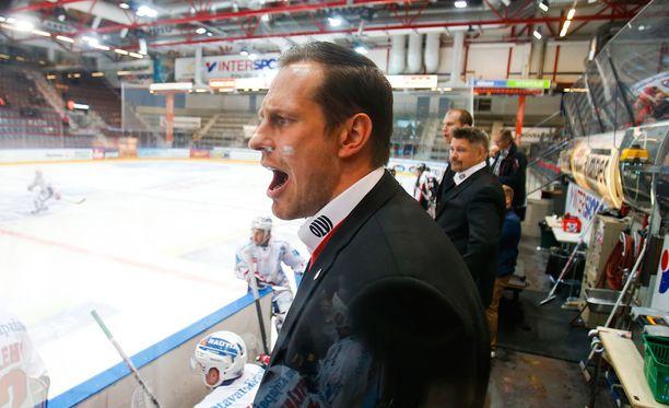 Ville Nieminen laukoi kovaa tekstiä tuomareille.
