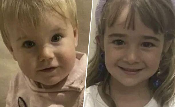 Anna ja Olivia katosivat lähes 1,5 kuukautta sitten.