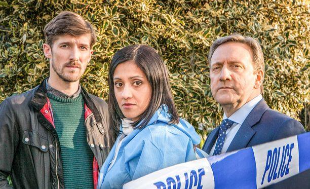 Tänä iltana esitettävä Midsomerin murhat ja muut rikossarjat ovat kyselyn mukaan salonkikelpoista katseltavaa.