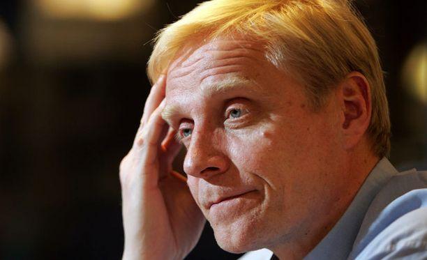 Arto Bryggarea ei yllättäen valittu SUL:n puheenjohtajaksi.