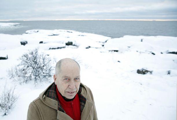 Jyrki Kangas kuvattiin tammikuussa 2019.