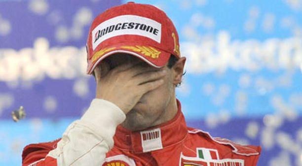 Viime kauden päätös oli Felipe Massalle suuri järkytys.