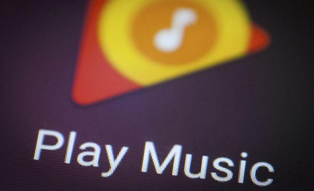 Google suunnittelee musiikkipalvelunsa korvaamista uudella.