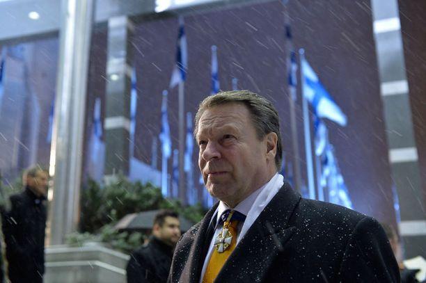Ilkka Kanerva huomauttaa, että iskut juutalaisia vastaan ovat olleet viime vuosina kasvussa.