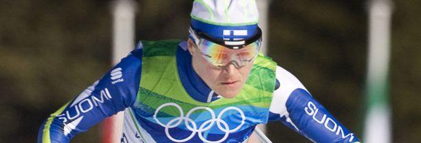 Aino-Kaisa Saarinen uskoo olevansa hyvällä jalalla liikkeellä 30 kilometrin perinteisellä.