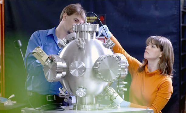 Skunk Worksin tutkijoiden tavoitteena on tehdä fuusioreaktorista paitsi kannattava, myös kannettava.