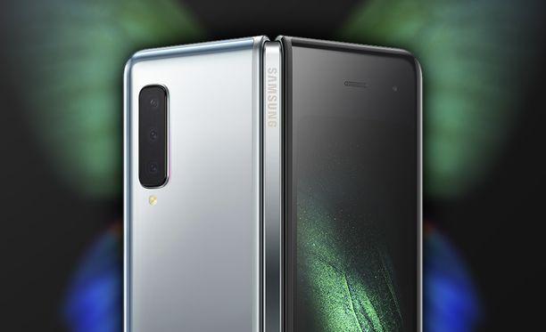 Samsung on tehnyt parannuksia Galaxy Fold -puhelimeensa.