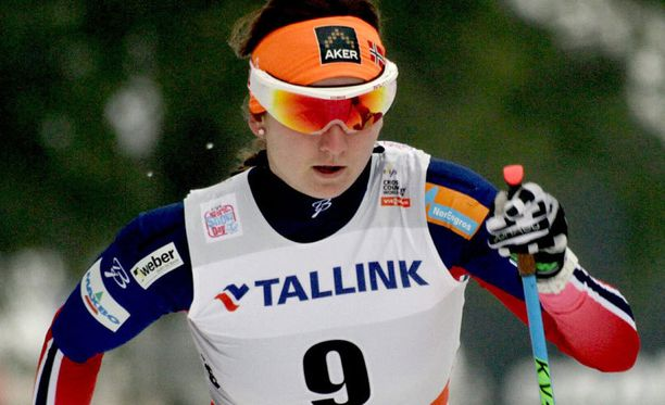 Norjalainen Celine Brun-Lie päättää urheilu-uransa.