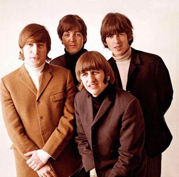 The Beatlesia pidetään yhtenä maailman kaikkien aikojen merkittävimmistä yhtyeistä.