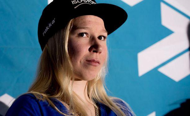 Julia Kykkänen jäi normaalimäessä sijalle 23.