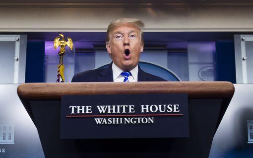 Trump ehdotti siivousaineiden piikittämistä ihmisiin – asiantuntijat kiiruhtivat varoittamaan kansalaisia hengenvaarasta