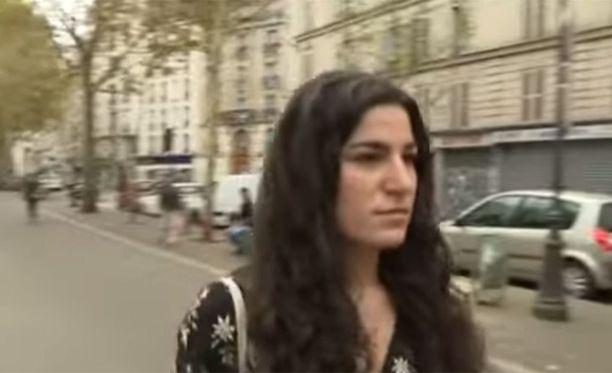 Marie Laguerre ei kadu toimintaansa.