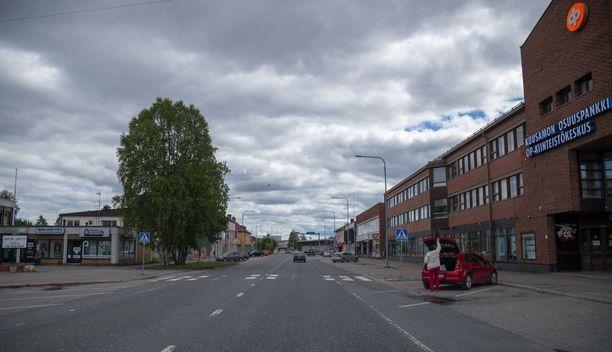 Torstai sai traagisen käänteen Kuusamossa.