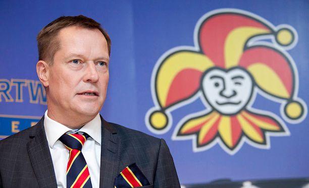 Ei savua ilman tulta, Jokerien toimitusjohtaja Jukka Kohonen sanoo uutisoinnista koskien KHL-seurojen rahoitusvaikeuksia.