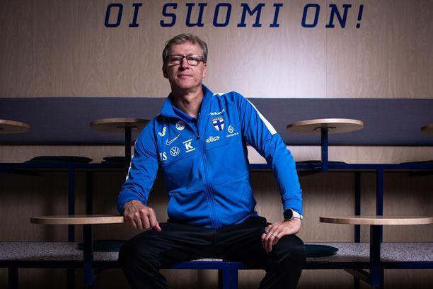 Markku Kanerva johtaa Huuhkajat EM-kentille.