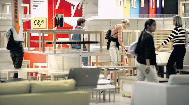 NIMET Ikean viestintäpäällikkö kiistää, että yritys sorsisi tanskalaisia tuotteiden nimissä.