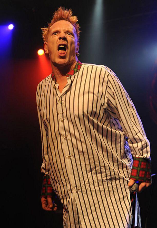 Johnny Rotten ei arvosta ilmakitaristien taitoja.