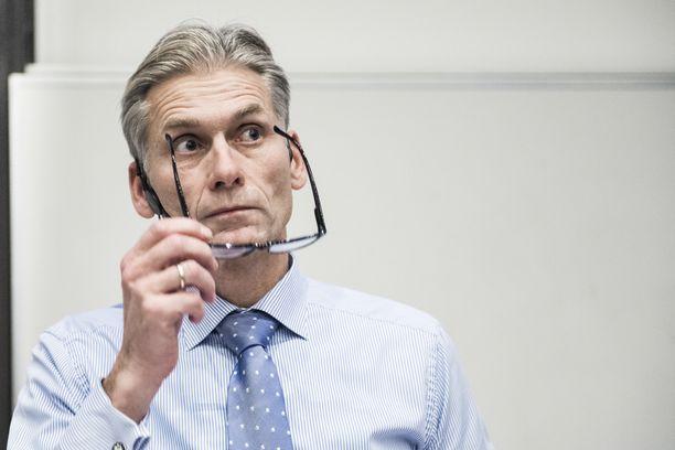 Thomas Borgen erosi hiljattain tehtävästään Danske Bankin pääjohtajana.
