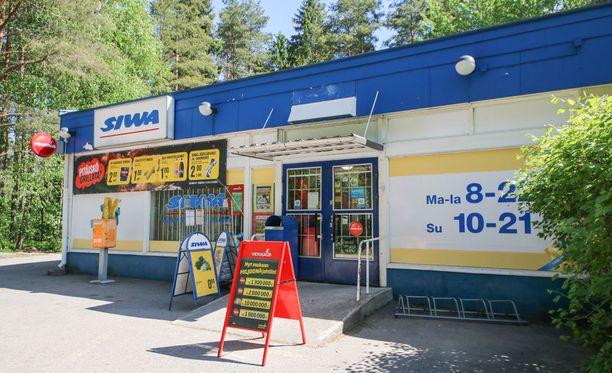 Suomen Lähikaupalla on noin 600 Siwaa ja Valintataloa, kertoo Kesko tiedotteessa.