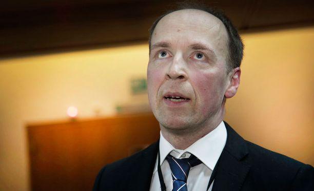 Jussi Halla-aho kieltää, että hämärät taustajouokot olisivat auttaneet häntä puheenjohtajavaalin voittoon.