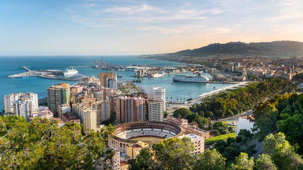 Malagasta käsin on hyvä tutkia muutakin Andaluciaa.