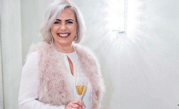 Kiinteistökuningatar Kaisa Liski on upea 50-vuotias.
