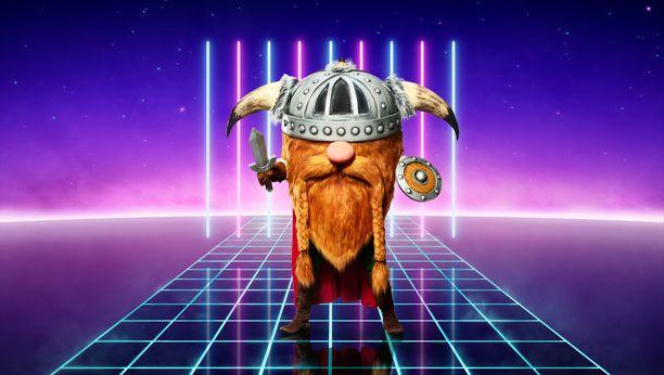 Viking-nimisen hahmon oikea henkilöllisyys selvisi vastikään brittien Masked Singerissä.