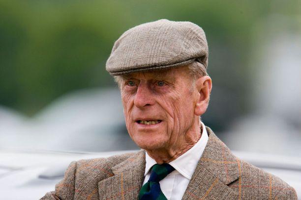 Prinssi Philip on ollut sairaalahoidossa kohta kaksi viikkoa.