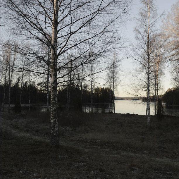 Madeleine löytyi murhattuna Ruotsin Taalainmaalta Långshyttanista viime kesänä. Kuva Långshyttanista, ei Madeleinen löytöpaikalta.