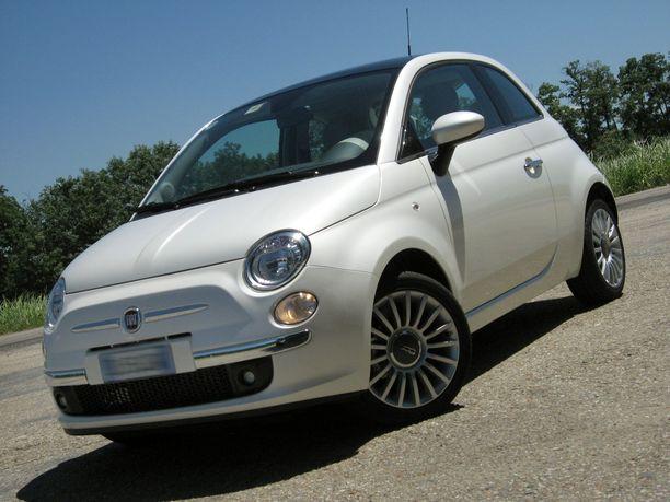 Fiat 500 on hylätty usein etuakseliston vikojen takia.
