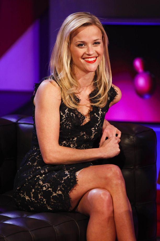 Tältä Reese Witherspoon näytti kymmenen vuotta sitten, eli vuonna 2009.